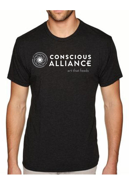 Conscious Alliance Logo T-Shirt (Grey)