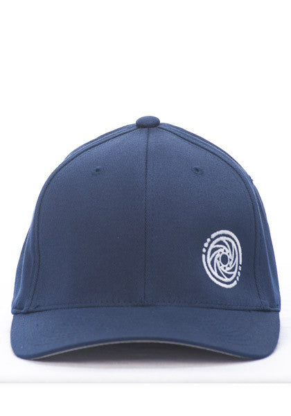 Logo Flexfit Navy/White
