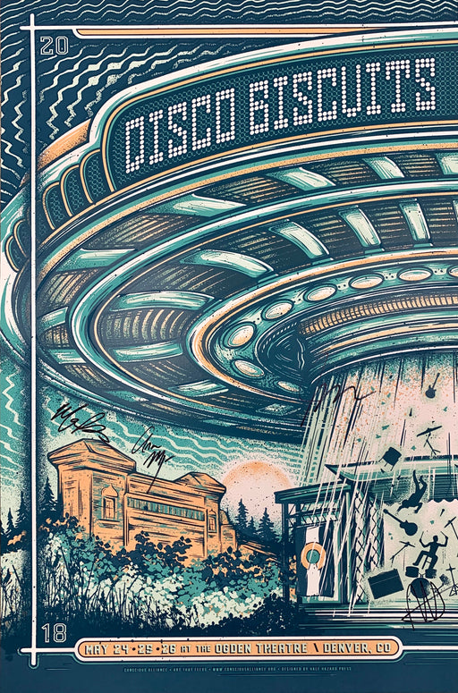 Disco Biscuits Denver - 2018 Panel 1