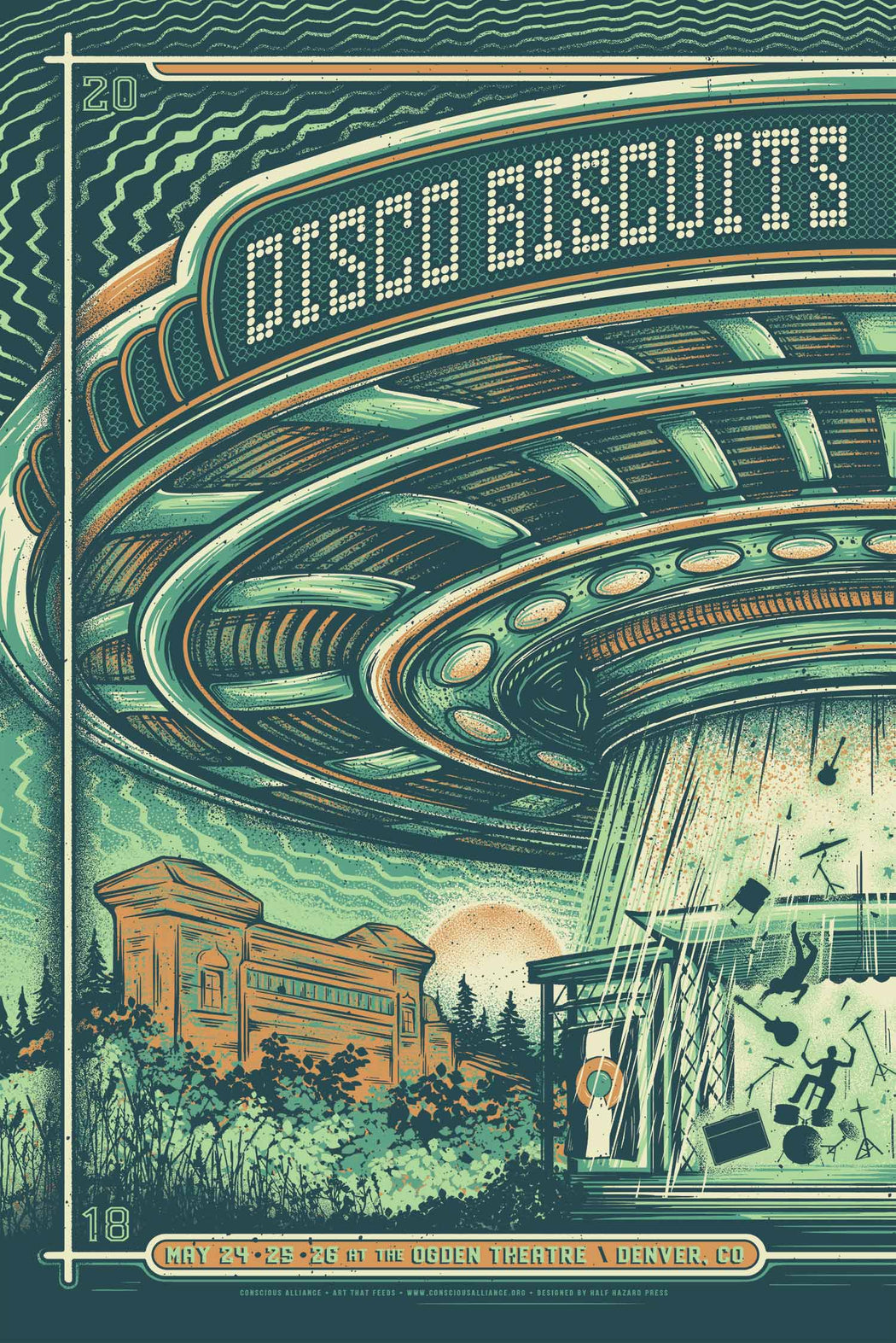 Disco Biscuits Denver - 2018