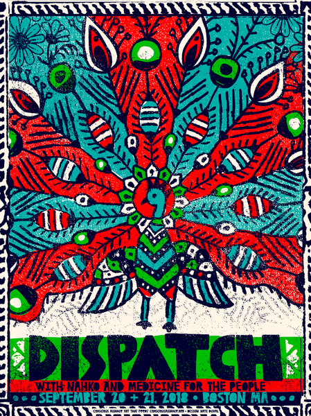DISPATCH BOSTON - 2018