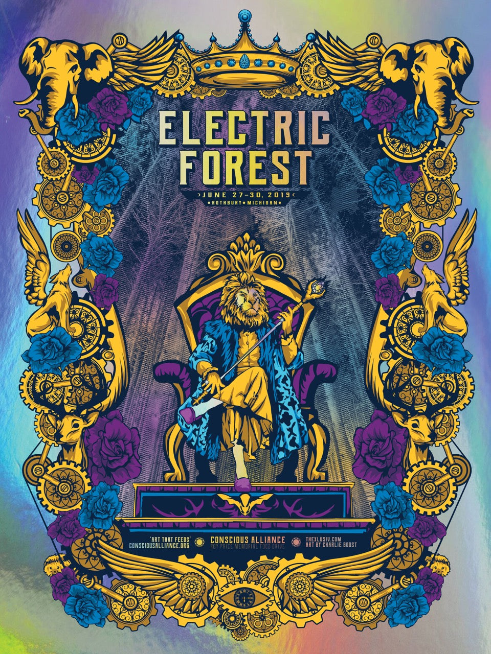 Electric Forest Festival - 2019