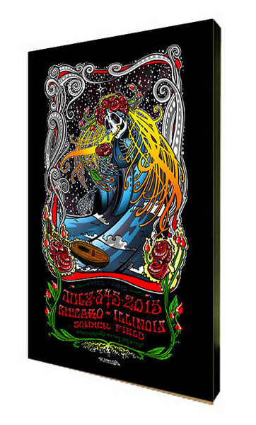 Grateful Dead Fare Thee Well Chicago - 2015