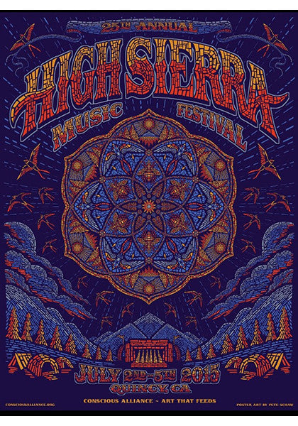 High Sierra Music Festival - 2015