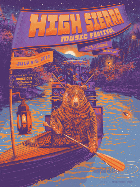 High Sierra Music Festival - 2018