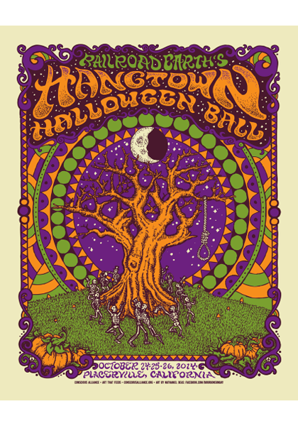 Hangtown Halloween Ball - 2014