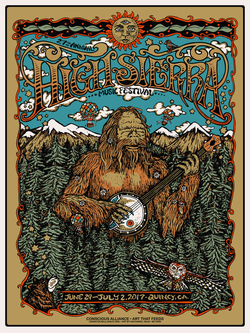High Sierra Music Festival - 2017