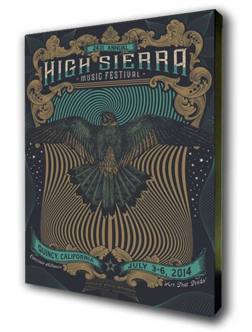 High Sierra Music Festival - 2014