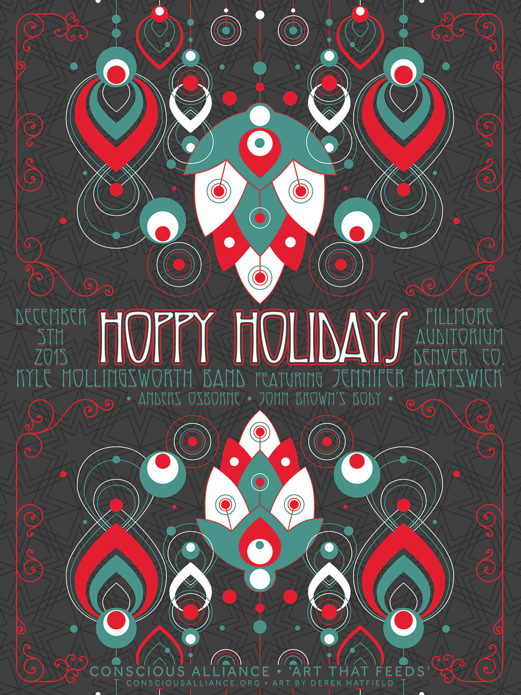 Hoppy Holidays Denver - 2015