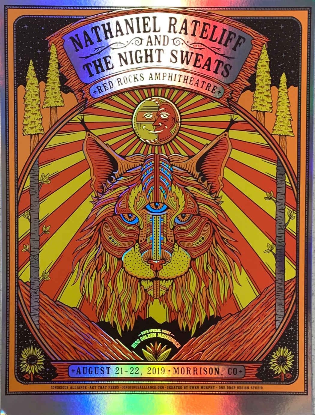 Nathaniel Rateliff & The Night Sweats Morrison - 2019
