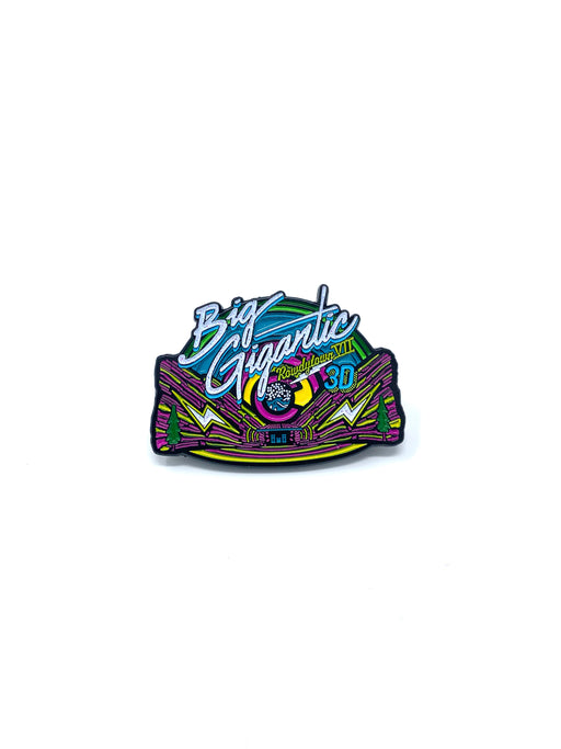 Big Gigantic Rowdytown VII Pin - 2018