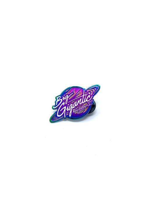 Big Gigantic Rowdytown VIII Pin - 2019