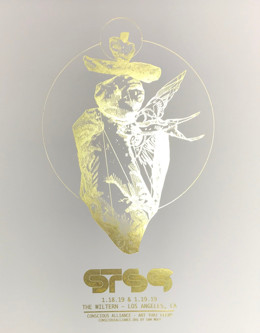 STS9 California Gold Foil Variant Set - 2019