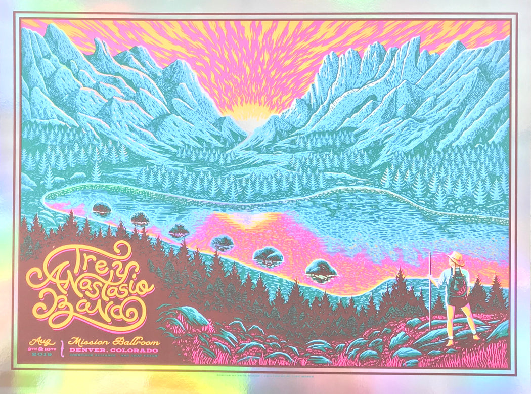 Trey Anastasio Band Denver - 2019