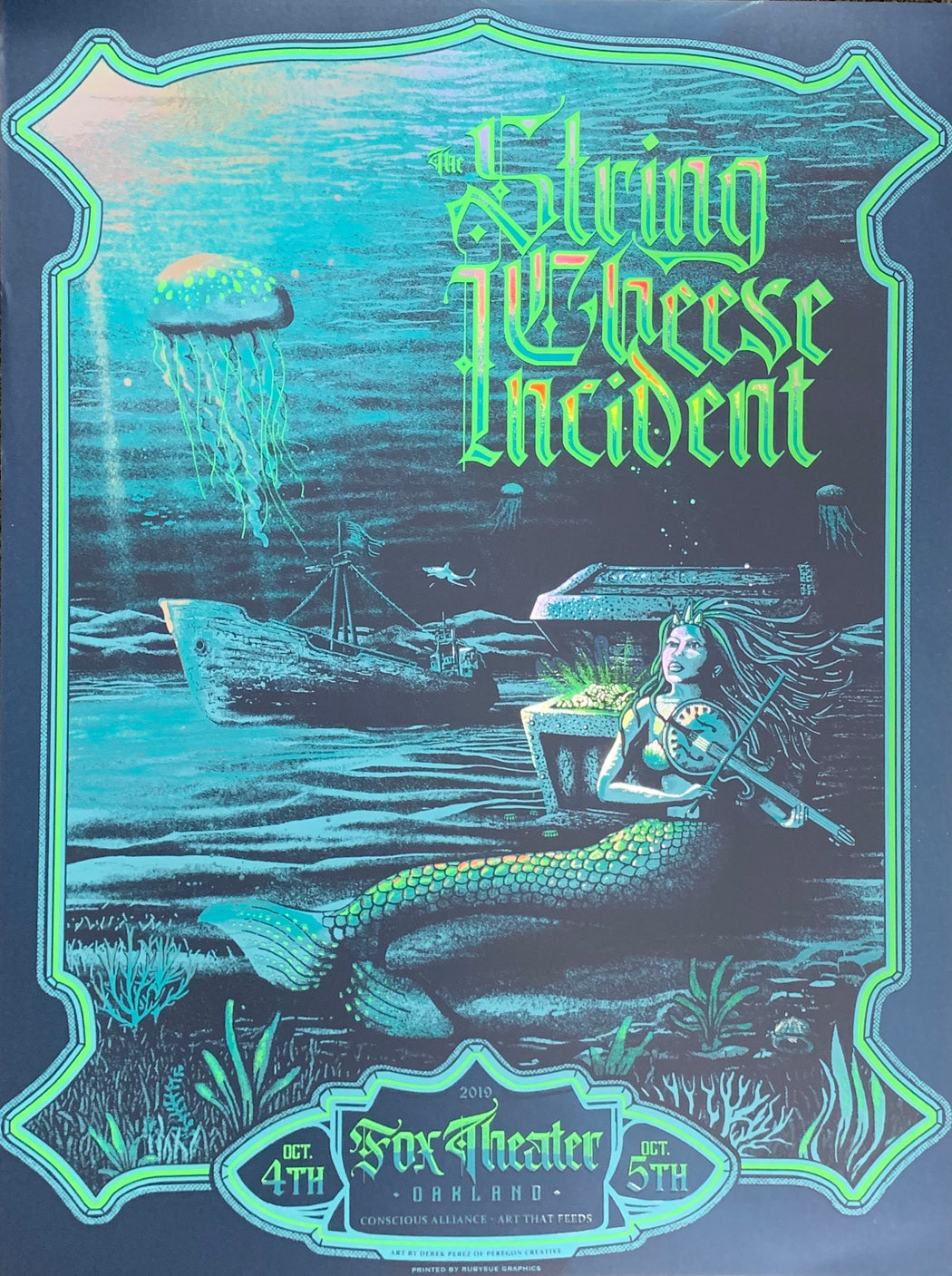 String Cheese Incident Oakland - 2019