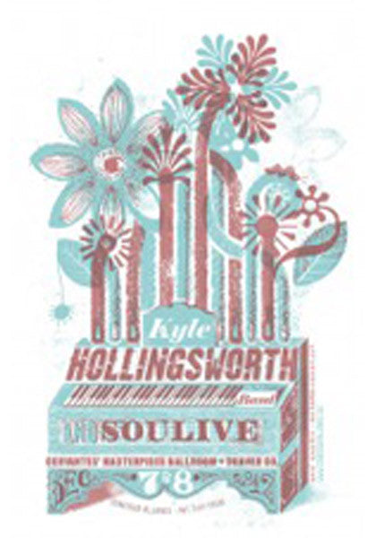 Kyle Hollingsworth Band w/ Soulive Denver - 2012