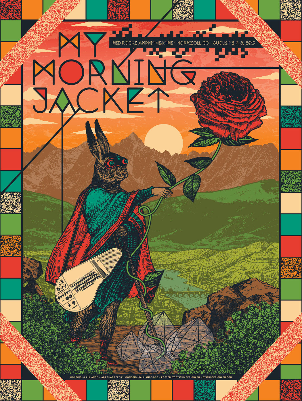 My Morning Jacket Morrison - 2019