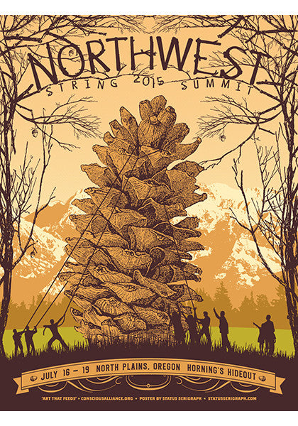 Northwest String Summit Horning's Hideout - 2015