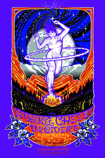 String Cheese Incident Red Rocks Amphitheatre - 2012