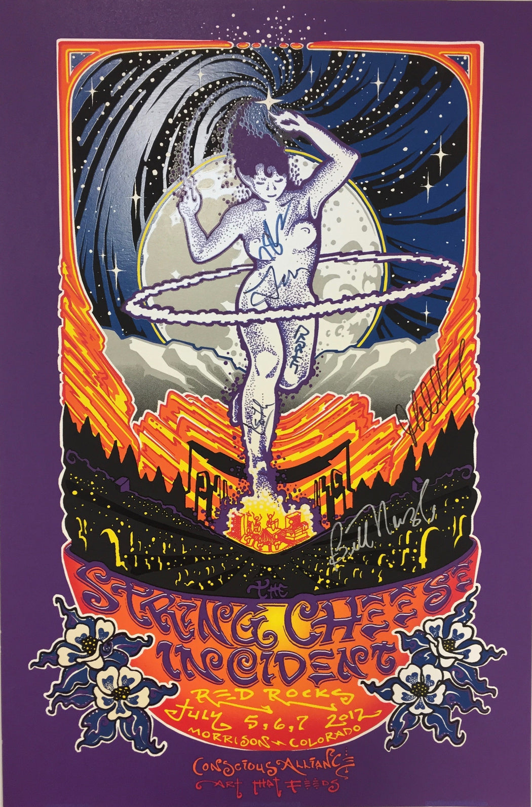String Cheese Incident Red Rocks - 2012
