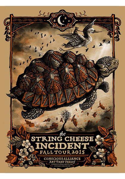 String Cheese Incident Fall Tour - 2015