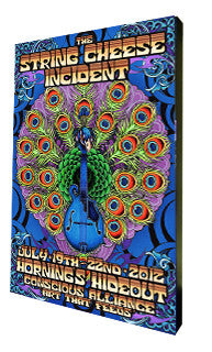 String Cheese Incident Horning's Hideout - 2012