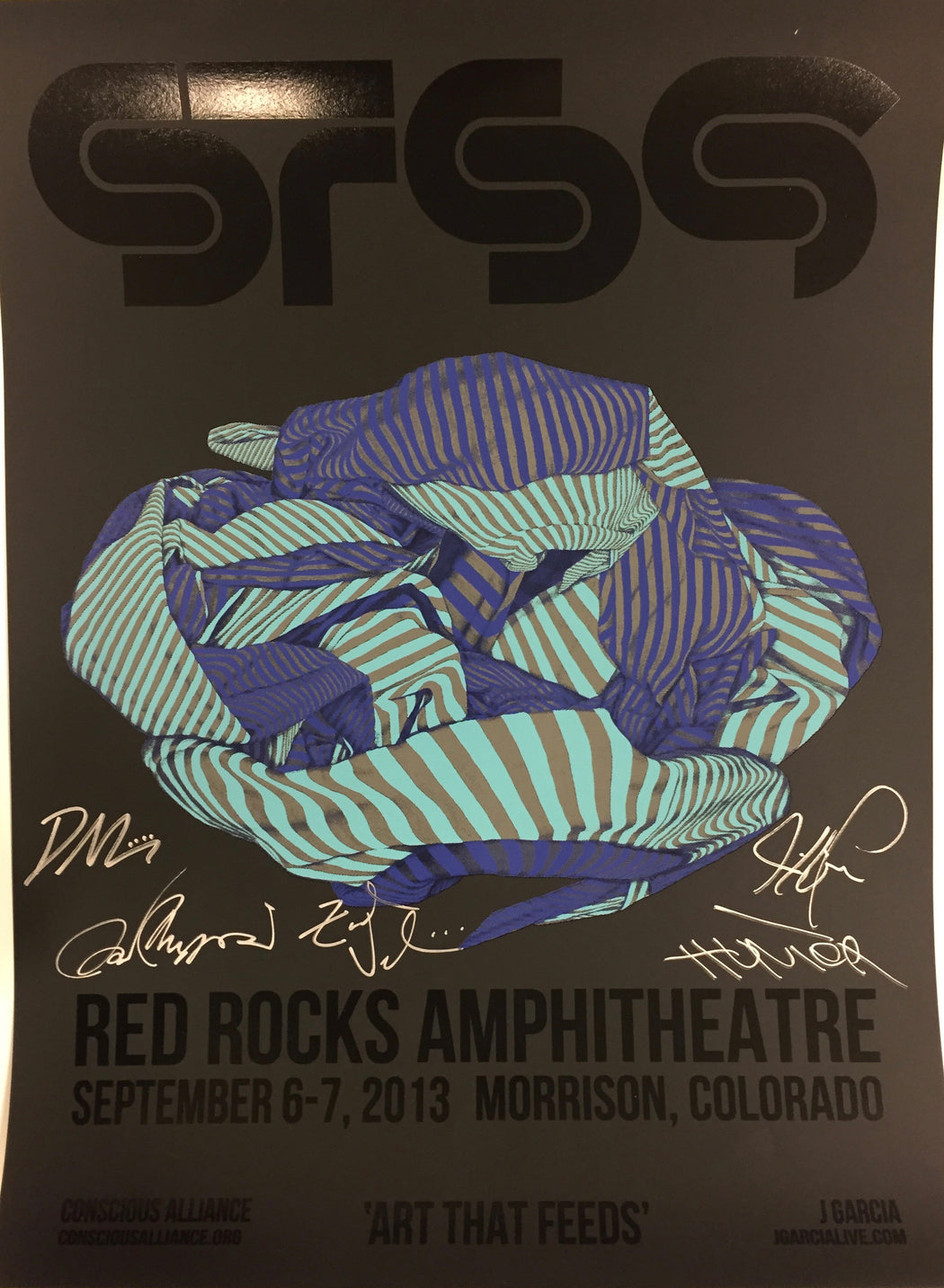 STS9 Red Rocks - 2013
