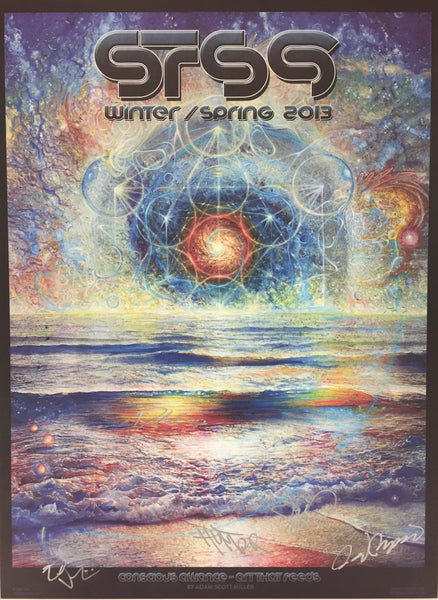 STS9 Winter/Spring - 2013
