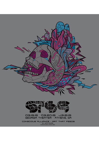 STS9 Georgia Theater - 2015