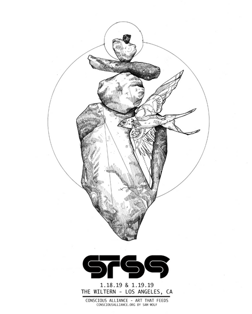 STS9 Los Angeles - 2019