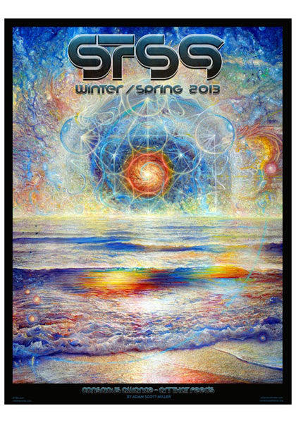 STS9 Winter/Spring Tour - 2013