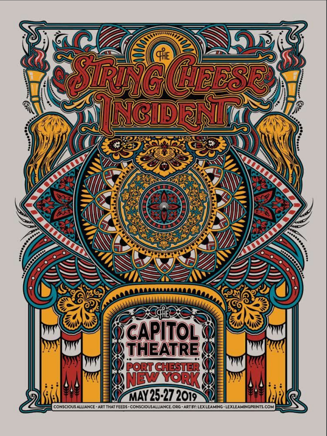 String Cheese Incident Port Chester - 2019