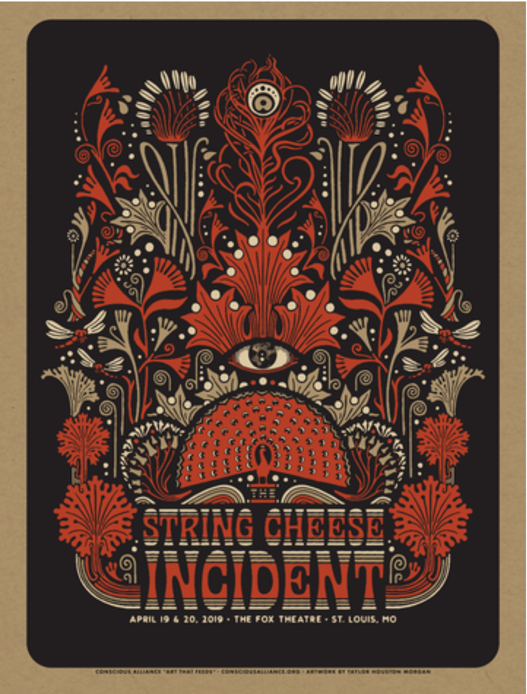 String Cheese Incident St Louis - 2019