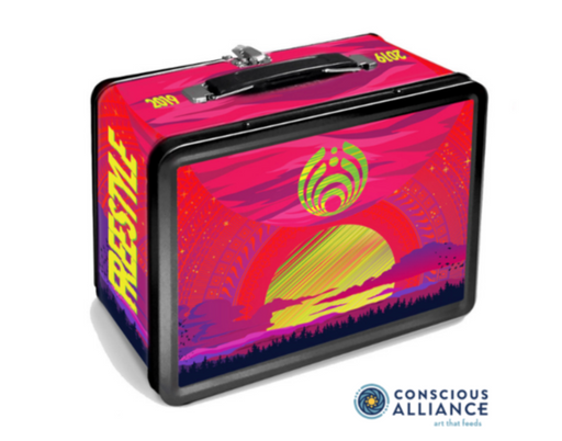 Bassnectar Freestyle Sessions Lunchbox - 2019