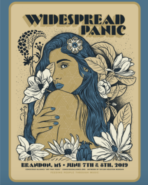 Widespread Panic Brandon - 2019
