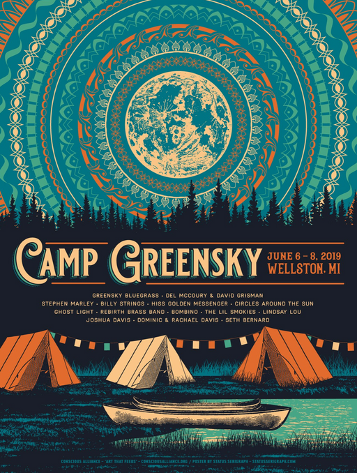 Camp Greensky Wellston - 2019
