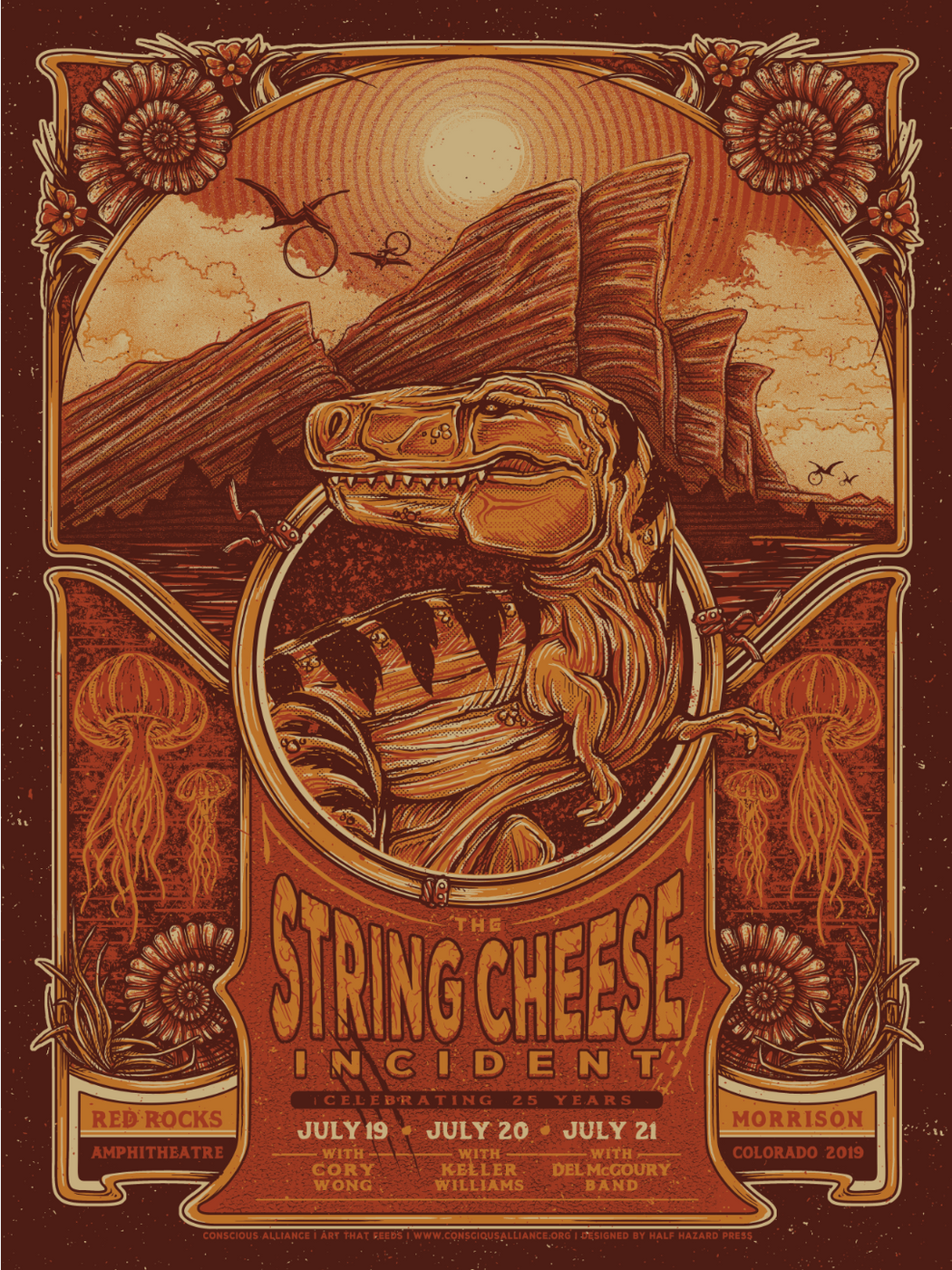 String Cheese Incident Morrison - 2019