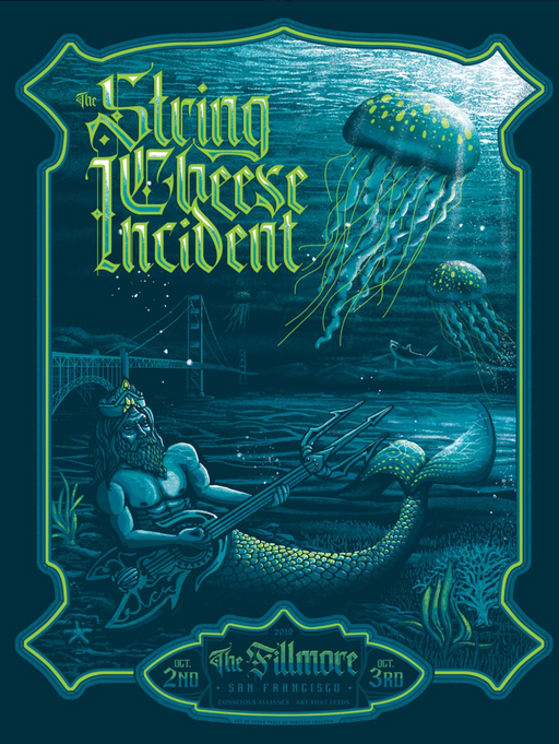 String Cheese Incident San Francisco - 2019
