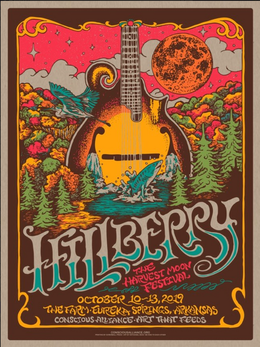 Hillberry Music Festival - 2019