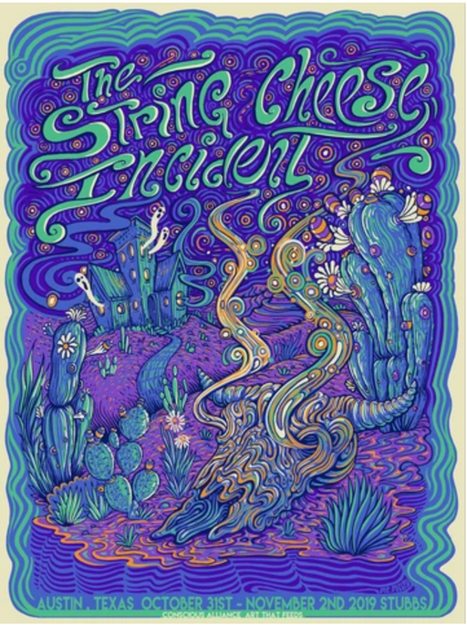String Cheese Incident Austin - 2019