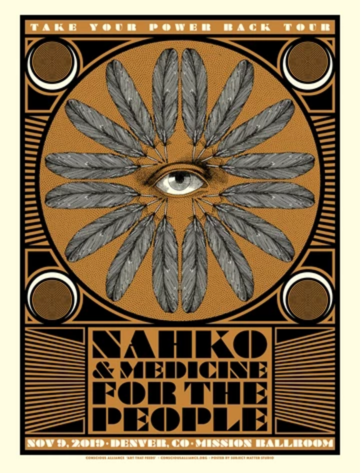 Nahko & Medicine For The People Denver - 2019