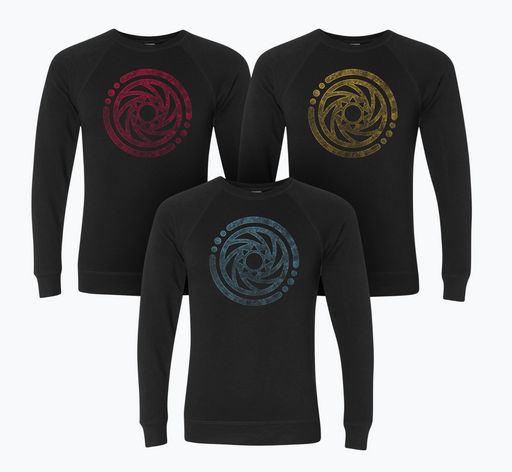 Circle Logo Crewneck Sweatshirt