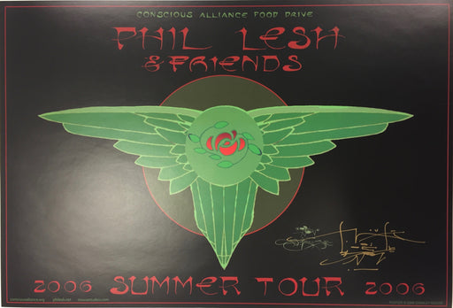 Phil Lesh & Friends Summer Tour - 2006
