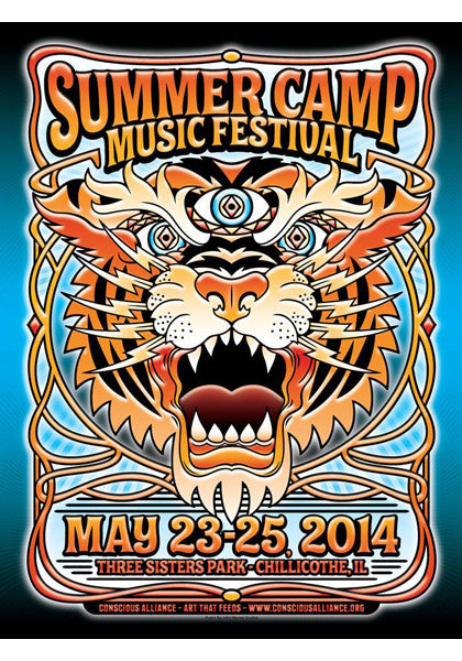 Summer Camp Music Festival - 2014
