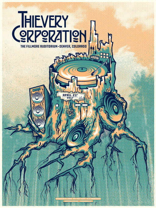Thievery Corporation Denver - 2017