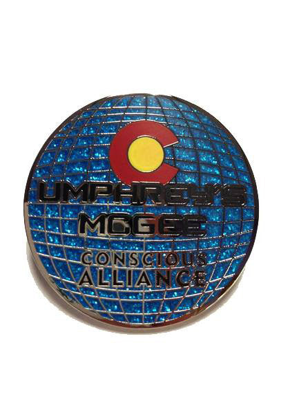 Umphrey's McGee New Years Pin - 2013