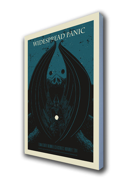Widespread Panic Halloween - 2014 (Blue)