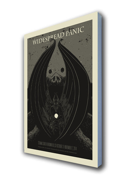 Widespread Panic Halloween - 2014 (Grey)