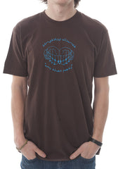 Lotus Tee (Brown)