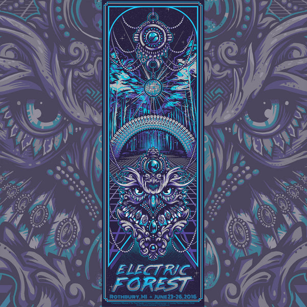 Electric Forest - 2016
